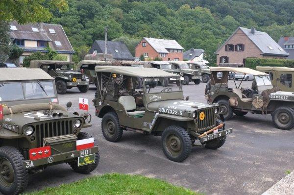 Ralley La Roche-en-Ardennes : 12-09-2015