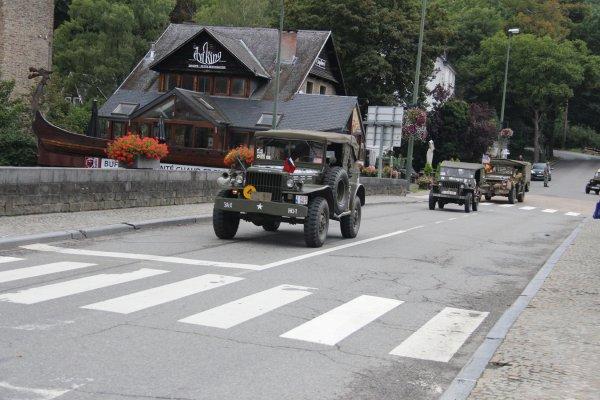 Ralley La Roche-en-Ardennes : 13-09-2015  ( 2 )