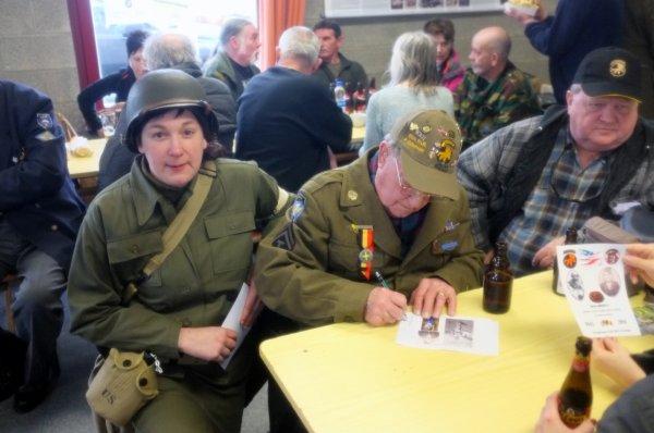 Dead Man's Ridge Walk – 17th Airborne Division 20 mars 2016   - 2 -