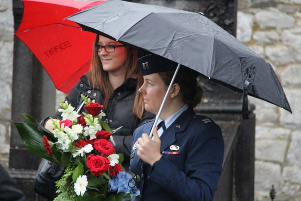 Memorial Day Comblain-la-Tour