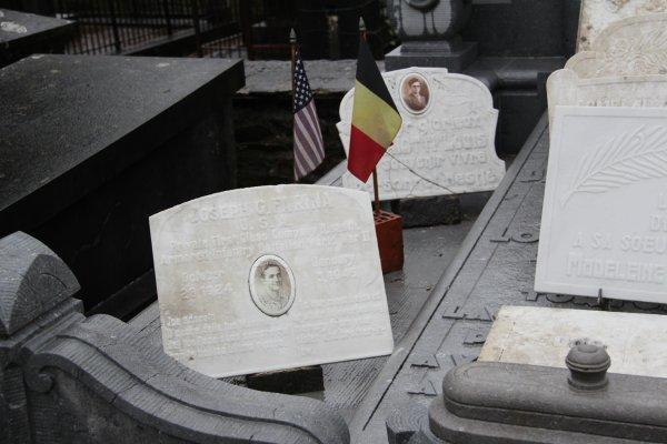 Memorial Day Comblain-la-Tour