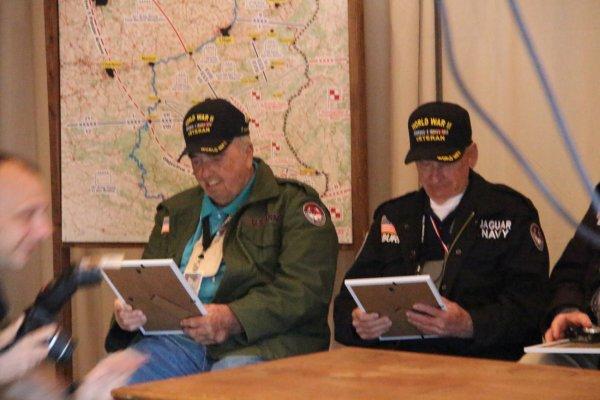 Visite de Vétérnan US à Bastogne 17-05-216 (5)