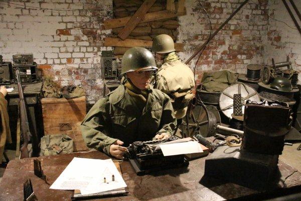 Visite de Vétérnan US à Bastogne 17-05-216 (9)