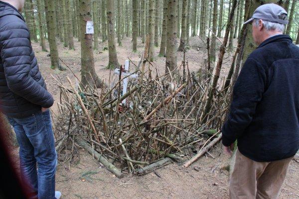 Visite de Vétérnan US à Bastogne 17-05-216 (15)
