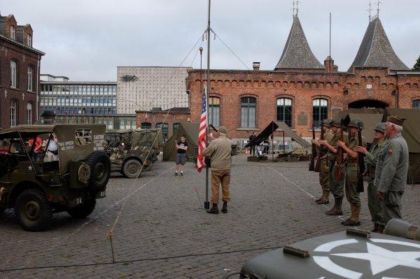 350 ans de la ville de Charleroi  - 9 -