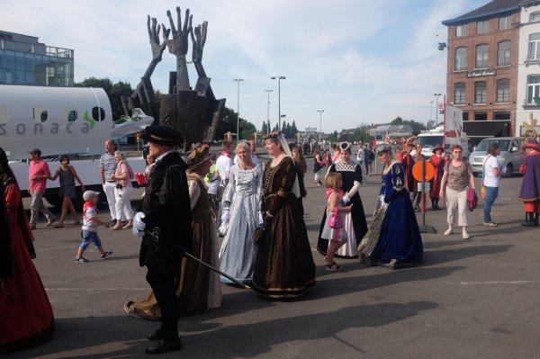 350 ans de la ville de Charleroi - 30 -