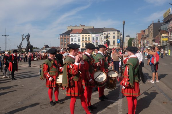 350 ans de la ville de Charleroi - 31 -