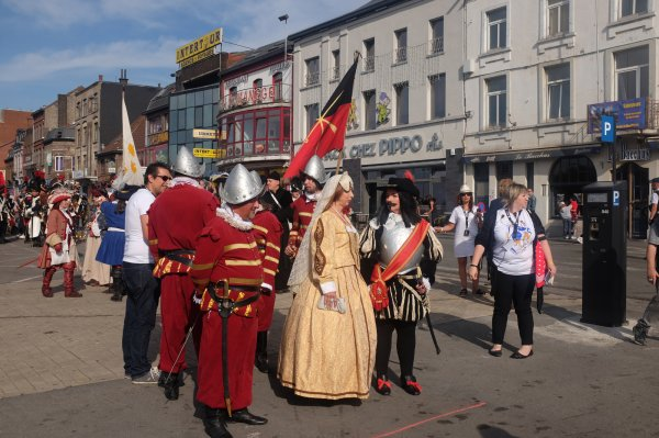 350 ans de la ville de Charleroi - 32 -