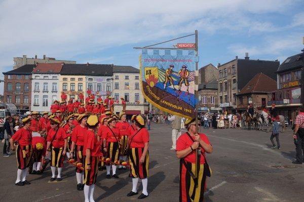 350 ans de la ville de Charleroi - 33 -