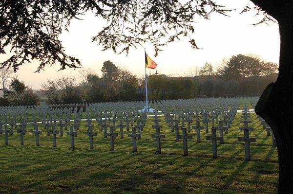 Cérémonies du 11 novembre : Saint-Charles-de-Potyze - 1 -