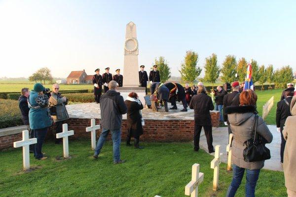 Cérémonies du 11 novembre : Saint-Charles-de-Potyze - 3 -