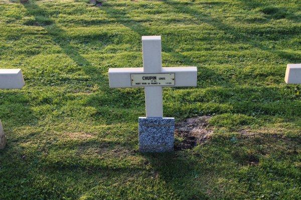 Cérémonies du 11 novembre : Saint-Charles-de-Potyze - 6 -