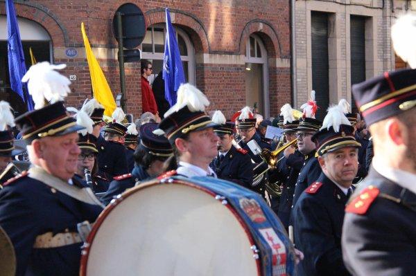 Cérémonies du 11 novembre : Ypres : Porte de Menin - 10 -