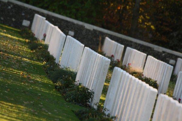 Cérémonies du 11 novembre :Tyne Cote  - 3 -