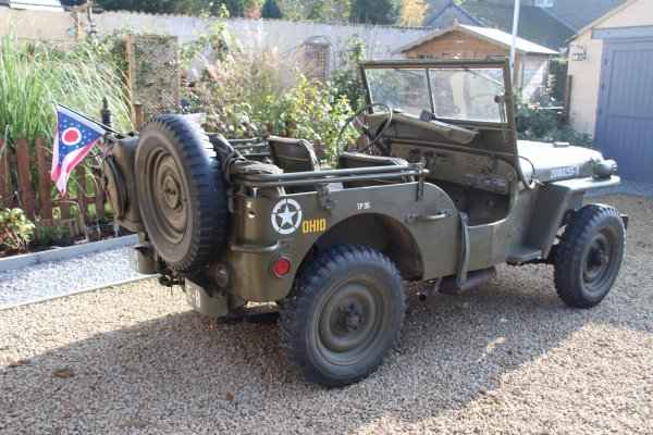 Jeep Willys Overland (1943) - 2-