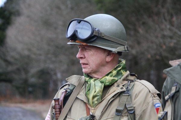 In the Footsteps of the 82nd AB Division