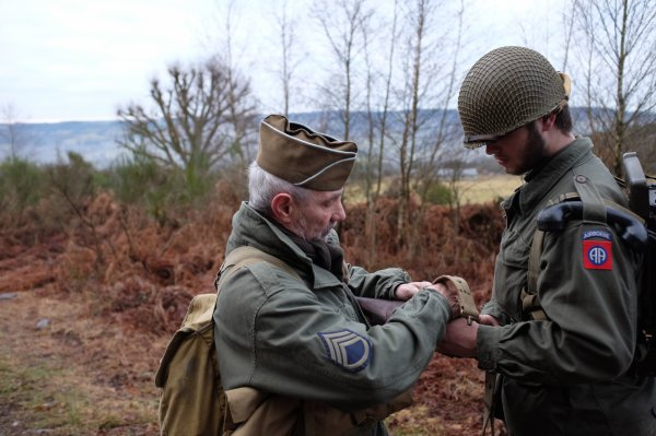 In the Footsteps of the 82nd AB Division - 2 -