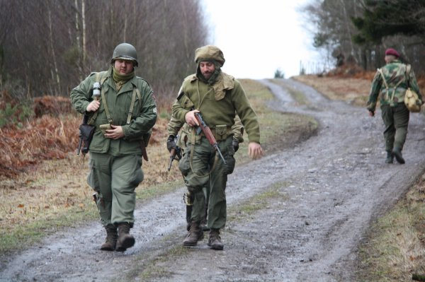 In the Footsteps of the 82nd AB Division - 3 -