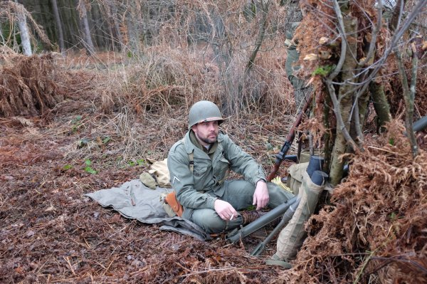 In the Footsteps of the 82nd AB Division - 4 -