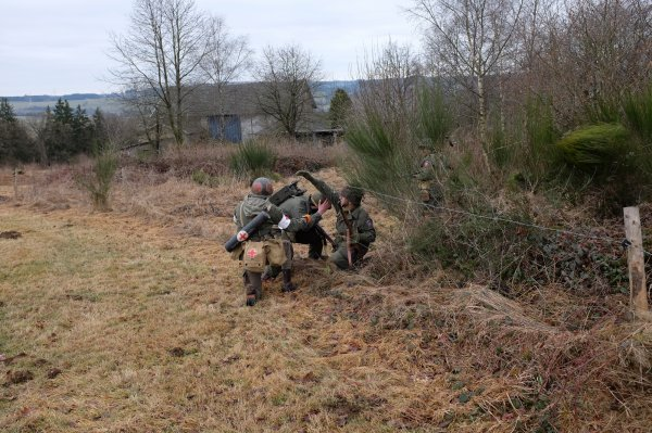 In the Footsteps of the 82nd AB Division - 6 -