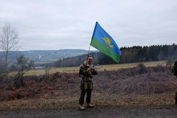 In the Footsteps of the 82nd AB Division - 10 -