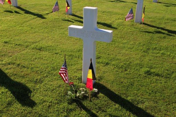 Memorial Day Neuville-en-Condroz 28 mai 2017