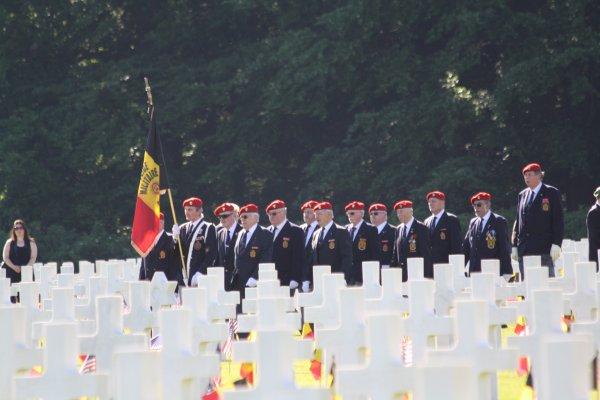 Memorial Day Neuville-en-Condroz 28 mai 2017  - 3 -