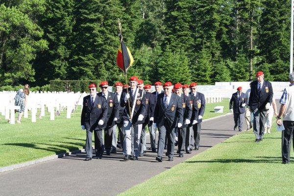 Memorial Day Neuville-en-Condroz 28 mai 2017  - 4 -