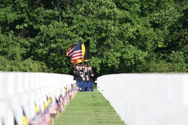 Memorial Day Neuville-en-Condroz 28 mai 2017  - 5 -