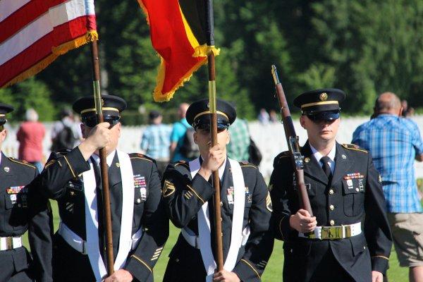Memorial Day Neuville-en-Condroz 28 mai 2017  - 7 -