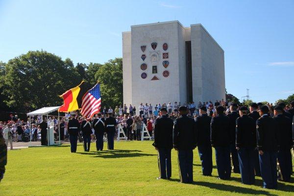 Memorial Day Neuville-en-Condroz 28 mai 2017 - 9 -