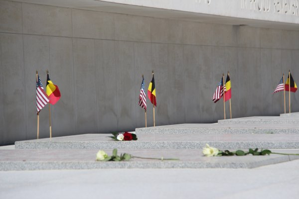 Memorial Day Neuville-en-Condroz 28 mai 2017 - 12  -