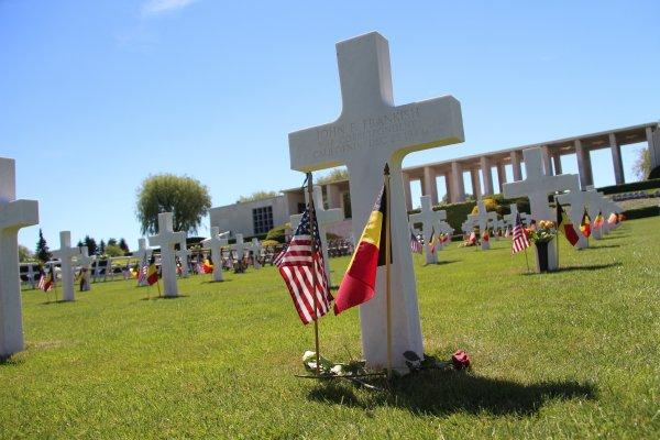 Memorial Day Henri-Chapelle 28 mai 2017 - 3 -