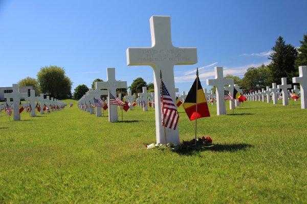 Memorial Day Henri-Chapelle 28 mai 2017 - 4 -