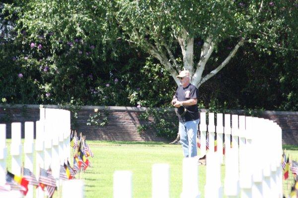 Memorial Day Henri-Chapelle 28 mai 2017 - 6 -