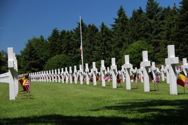 Memorial Day Henri-Chapelle 28 mai 2017 - 7 -