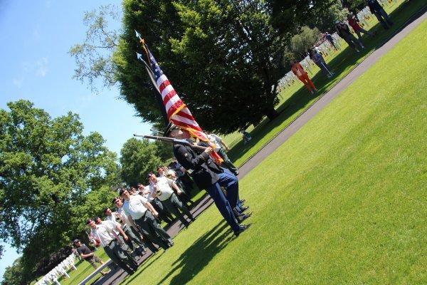Memorial Day Henri-Chapelle 28 mai 2017 - 9  -
