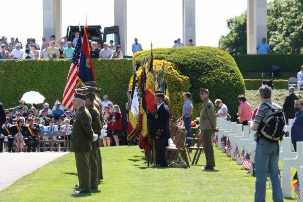 Memorial Day Henri-Chapelle 28 mai 2017 - 13 -