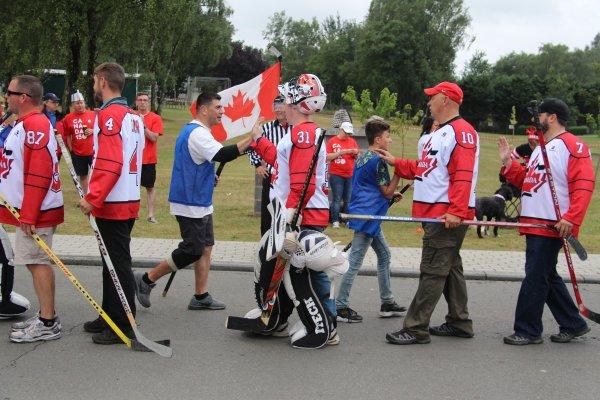 Visite au SHAPE : Le Canada a 150 ans - 10 -