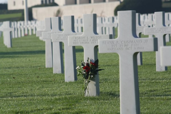 Private Robert L. Wilson, 35235479