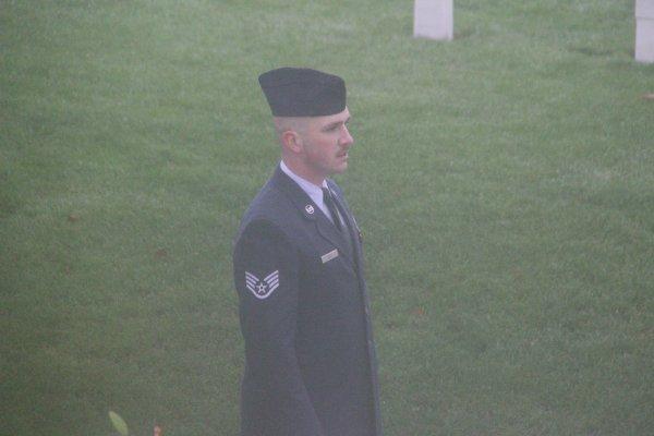 Veterans Day Henri-Chapelle American Cemetery
