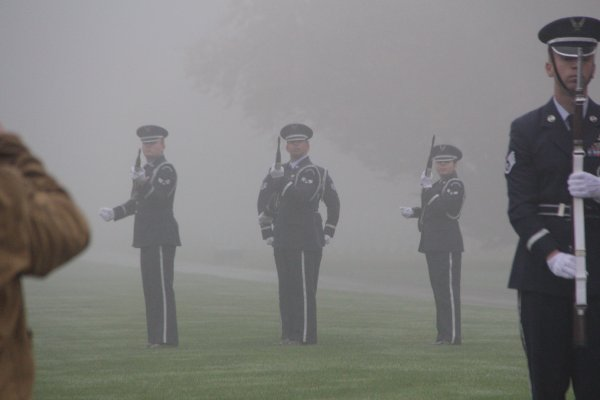 Veterans Day Henri-Chapelle American Cemetery -12 -