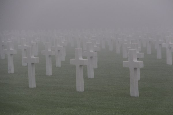Veterans Day Henri-Chapelle American Cemetery   F I N