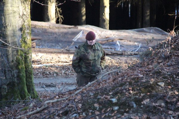 In the Footsteps of the 82nd AB Division 2018   3