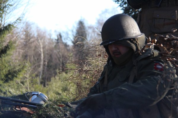 In the Footsteps of the 82nd AB Division 2018 7