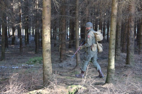 In the Footsteps of the 82nd AB Division 2018 - 20