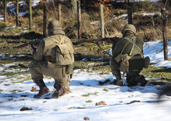 In the Footsteps of the 82nd AB Division 2018 - 21
