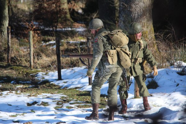 In the Footsteps of the 82nd AB Division 2018 - 22
