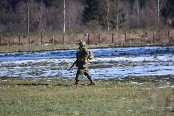 In the Footsteps of the 82nd AB Division 2018 - 23