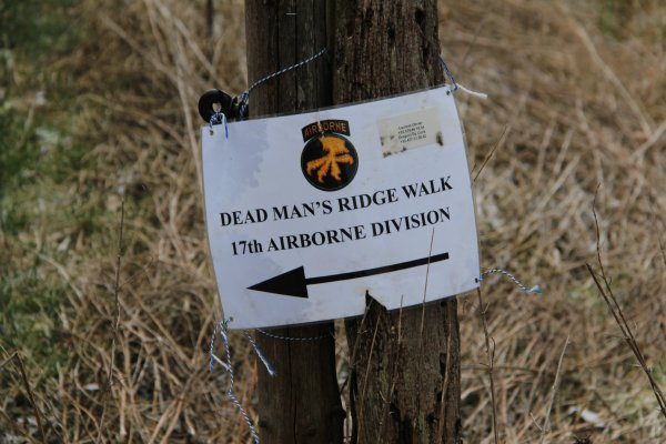 Dead Man's Ridge Walk 2018 - 14 -